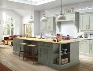 Kitchens Nottingham Derby Ilkeston Cherrywood Interiors